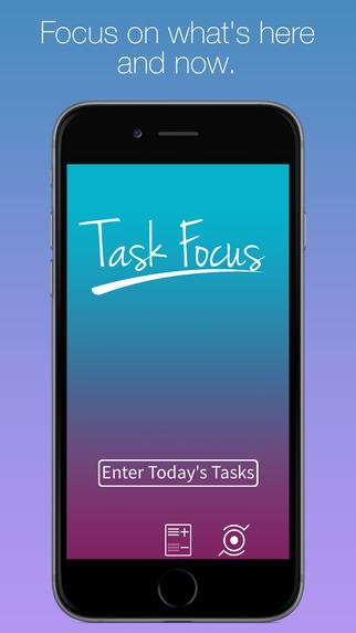 Task Focus - Productivity Gateway