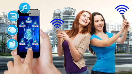 Bluetooth Transfer File Free - Photo - Contact Share