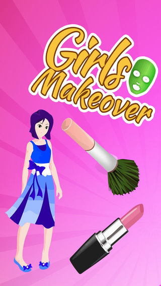 Makeup games - SPA Beauty Salon - Dress Up Paris