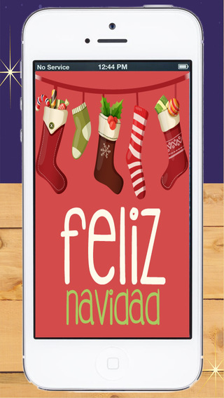 Christmas Cards in Spanish for kids 2014 - create Christmas cards