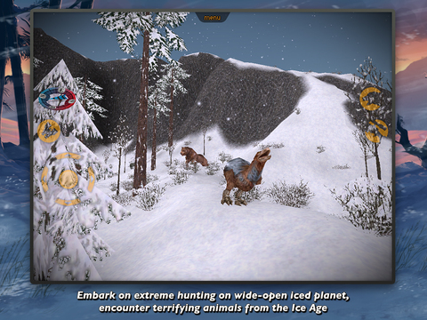 Screenshot #2 for Carnivores: Ice Age Pro
