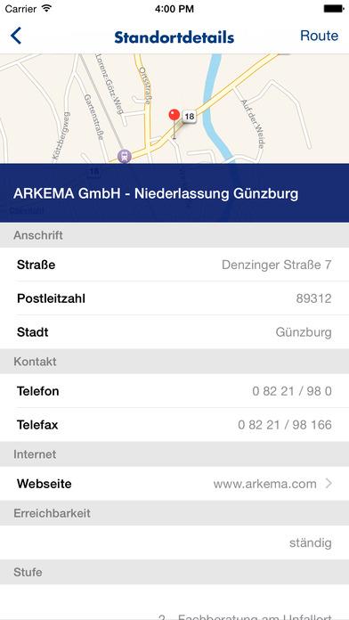 TUIS iPhone Screenshot 5