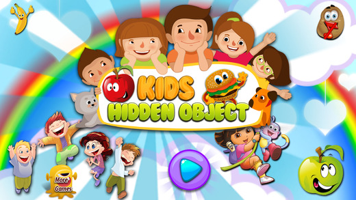 Kids Hidden Objects