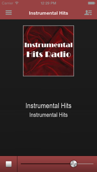 Instrumental Hits App