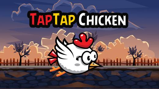 Tap Tap Chicken Flying Adventures