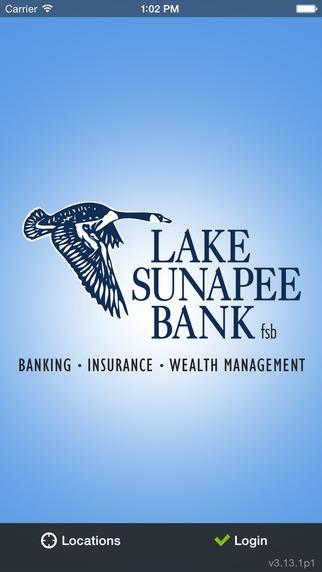 Lake Sunapee Bank its The Nashua Bank division Mobile Banking