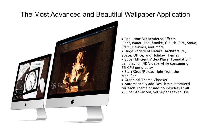 Mach Desktop 4K Free Screenshot - 2