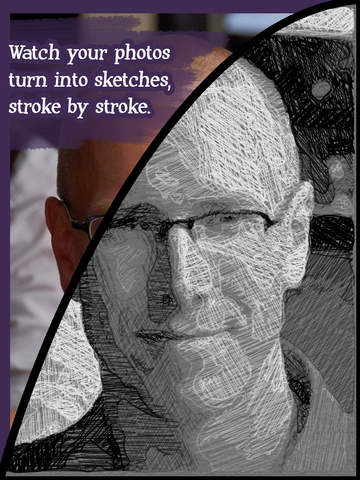 SketchMee 2 - The Animated Sketch Filter Screenshots