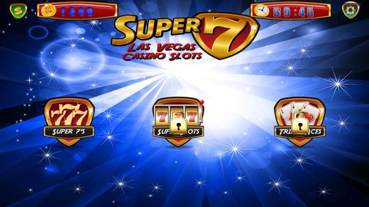 Super 7 Las Vegas Casino Slots