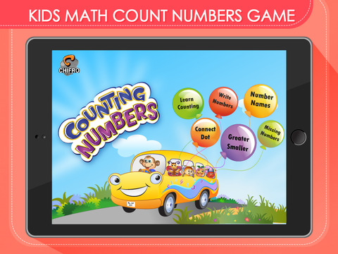 Screenshots for Kids Math Count Number Game