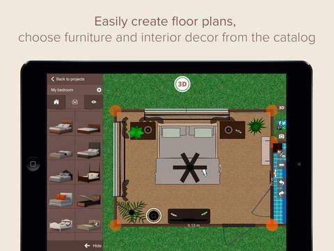 Bedroom Design - bedroom plans interior design and decor in 2D 3D