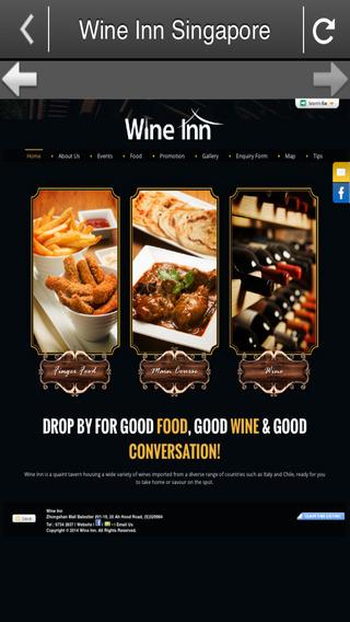 Wine Inn Singapore