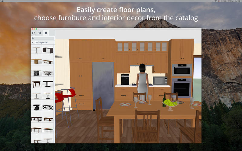 Kitchen design 5d kitchen plans interior design and for Kitchen design 5d