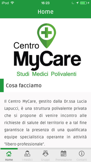 Centro My Care