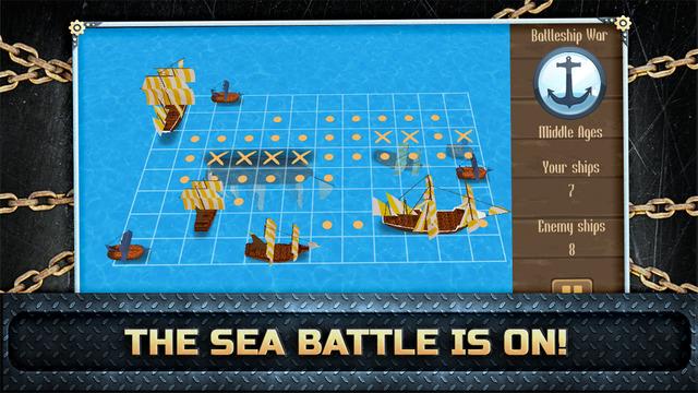 Battleship War 3D - Supreme Commander