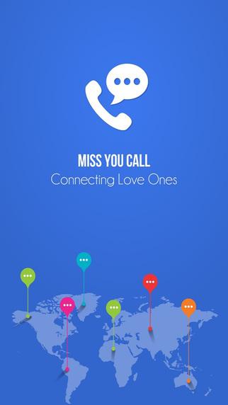 MissYou Call: Cheap International Calls - VoIP Dialer