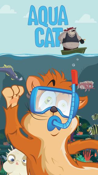 Aqua Cat