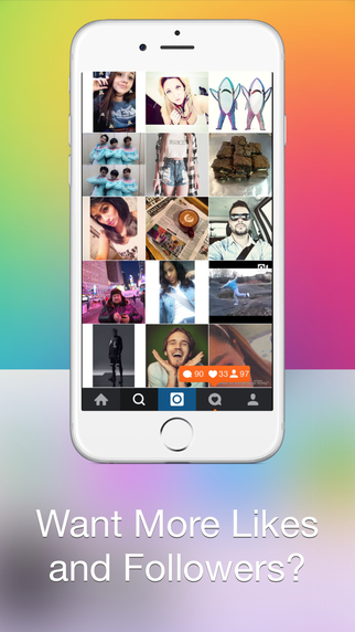 InstaTag - Copy And Paste Hashtags For More Likes And Followers on Instagram