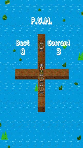 玩免費遊戲APP|下載Pixel Viking Madness app不用錢|硬是要APP