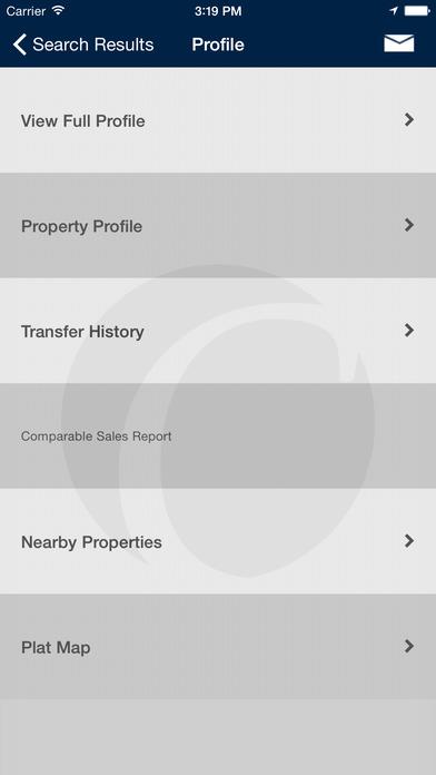 Commonwealth Mobile Profile iPhone Screenshot 4