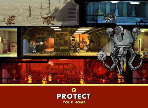 ipad Fallout Shelter Screenshot 0
