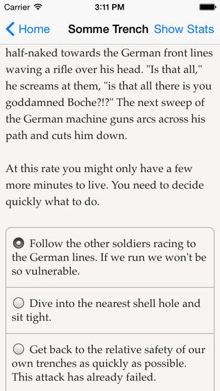 玩免費遊戲APP|下載Somme Trench app不用錢|硬是要APP