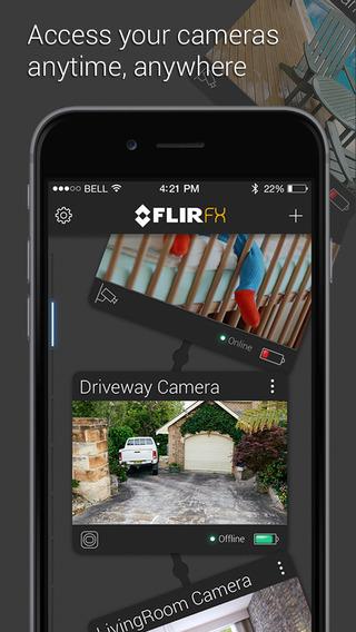 FLIR FX