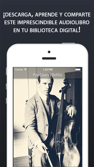 Pau Casals Defilló: La magia del violonchelo