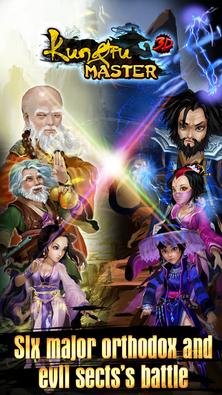 Kungfu Master 3D - House of Heroes