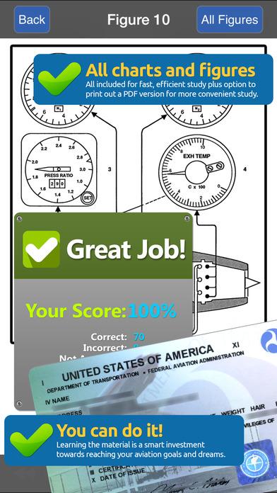 GroundSchool FAA Knowledge Test Prep - Flight Engineer iPhone Screenshot 5