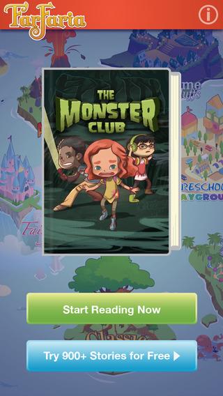 Monster Club - FarFaria