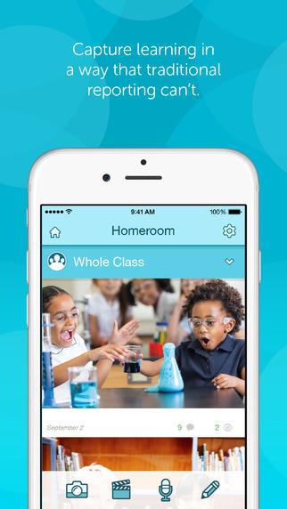 FreshGrade: Capture Communicate Learning via Digital Portfolios