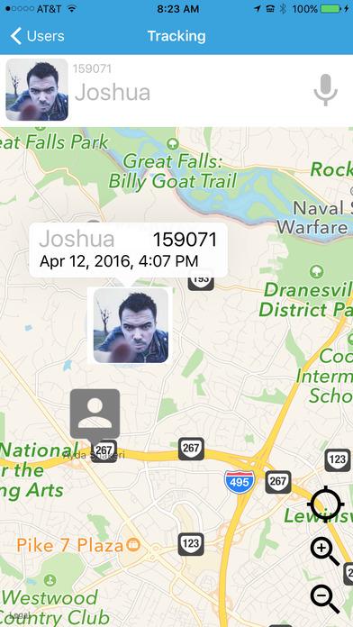 TrackRoad iPhone Screenshot 4