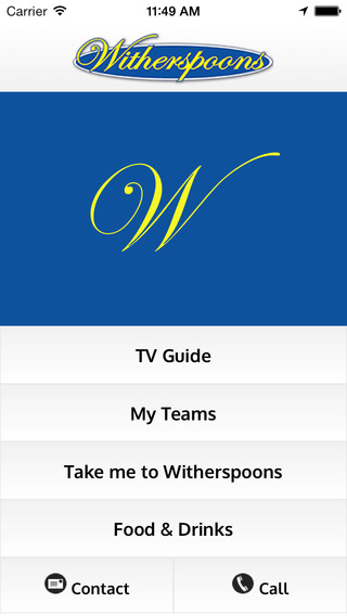Witherspoons Pattaya