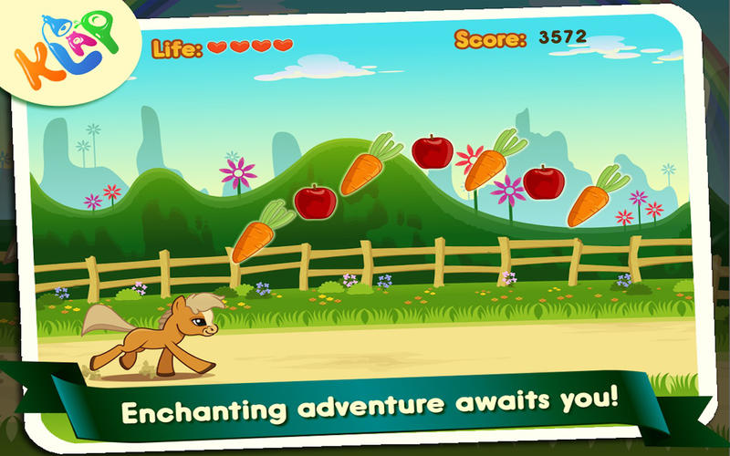 Pony Dash Screenshot - 1