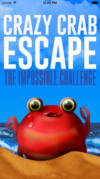 【免費遊戲App】Crazy Crab Escape - The Impossible Challenge-APP點子