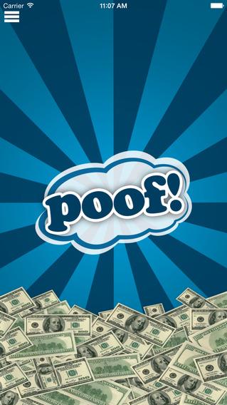 Poof Its Gone iPhone Screenshot 2