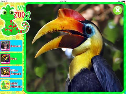 MY ZOO 2 - Learn Animal Names