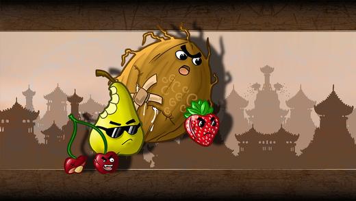 Furious Fruits - Fanatics Fruit On The Run