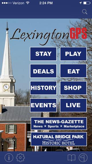 Lexington GPS