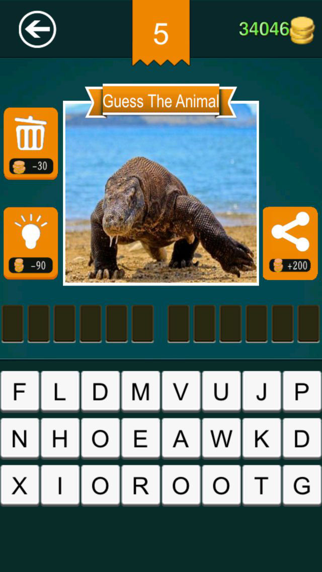 Guess The Animal:How many animals can you recognize?