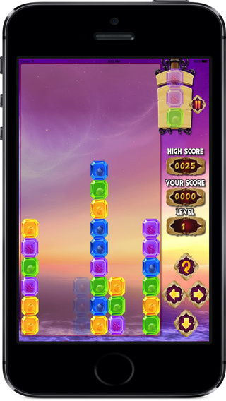Addictive Diamond : Fast Flow Game