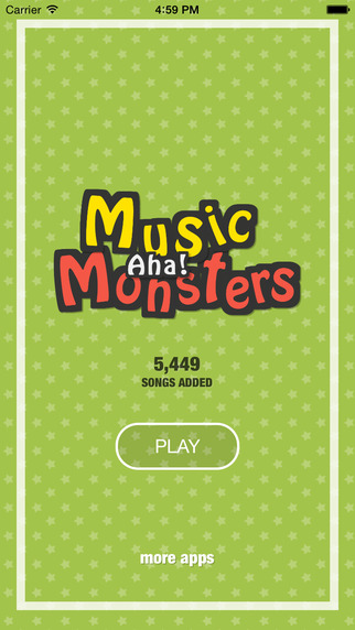 Aha Music Monsters - Song Quiz -