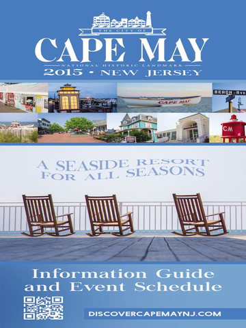Cape May Information Guide