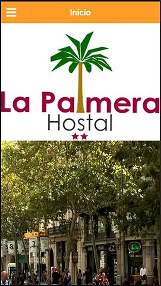 Hostal La Palmera