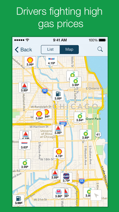 GasBuddy - Find Cheap Gas Prices - iPhone Mobile Analytics and App Store Data