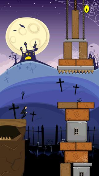 Vampire Haunted Hotel Run