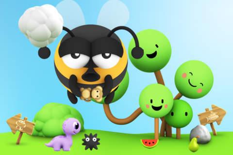 Screenshot 1 Great Preschool Games - Kids Puzzle Adventure for 2,  3,  & 4 Year Old