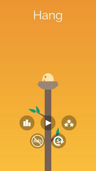 Hang - A Bird Game