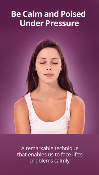 Cure Stress - unique technique for relief of anxiety pain stress insomnia and more